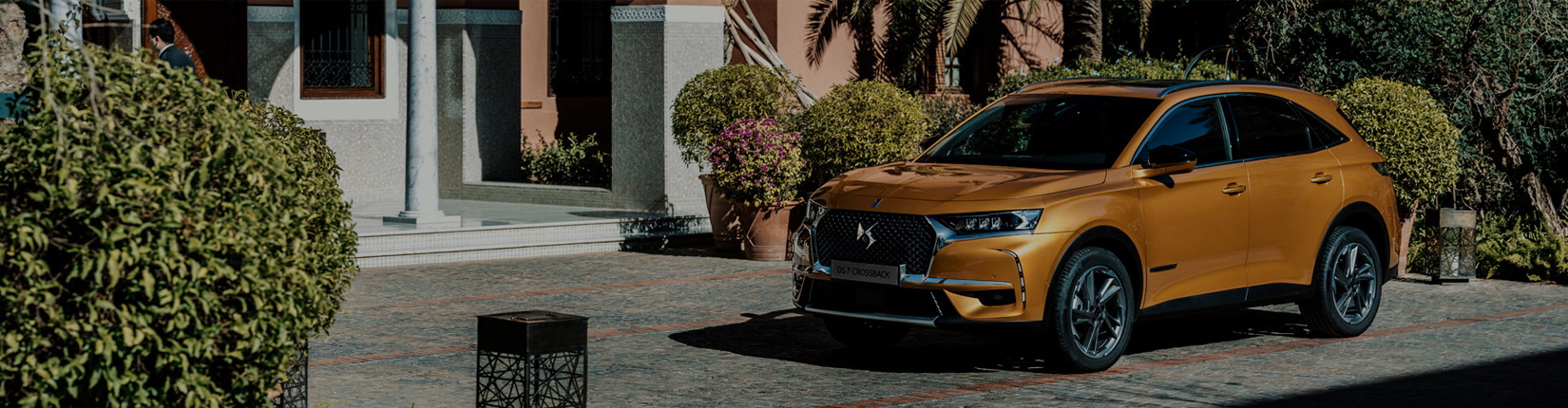 DS 7 CROSSBACK Side image - DS Automobiles UK